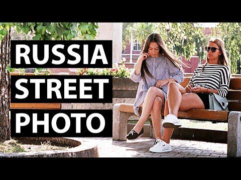 Street photo in Russia, Zorki-4k, Fuji Superia 400