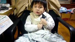 吳克羣-絕對不放 (三歲版)