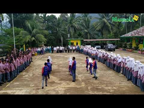 Opening Ceremony Penilaian Lomba Sekolah Sehat MAN 1 Solok Selatan