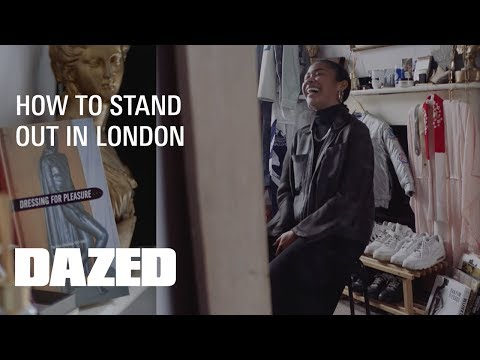 Meet four London style tribes