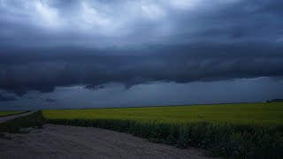 360 Degree View of Sask. Storm (July 7, 2020)
