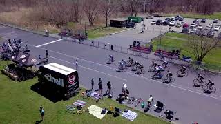 Race Day at Kissena Velodrome in 4K 4/22/18
