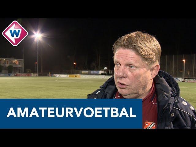 Johan Steur (Jong FC Volendam): Onbegrijpelijk dat HBS onderaan staat - OMROEP WEST SPORT