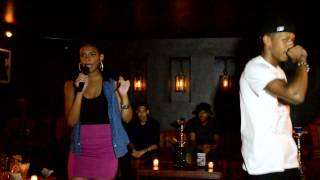 T.) Perform Live @ Katra Night Club In New York City.