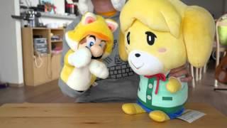 【ボツ動画】しずえとマリオの雑な寸劇 / マリオカートアドバンス thumbnail