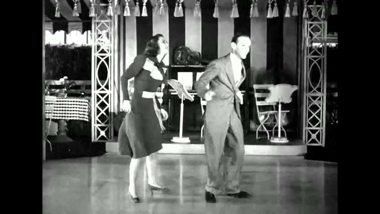 Fred Astaire Eleanor Powell Jukebox Dance 1940 Youtube