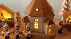 Romy Thiel aus Deutschneudorf/Erzgebirge - Original erzgebirgische Miniaturen, Winterkinder