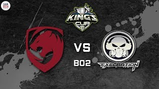 [DOTA 2] Tigers VS Execration (BO2) - King's Cup