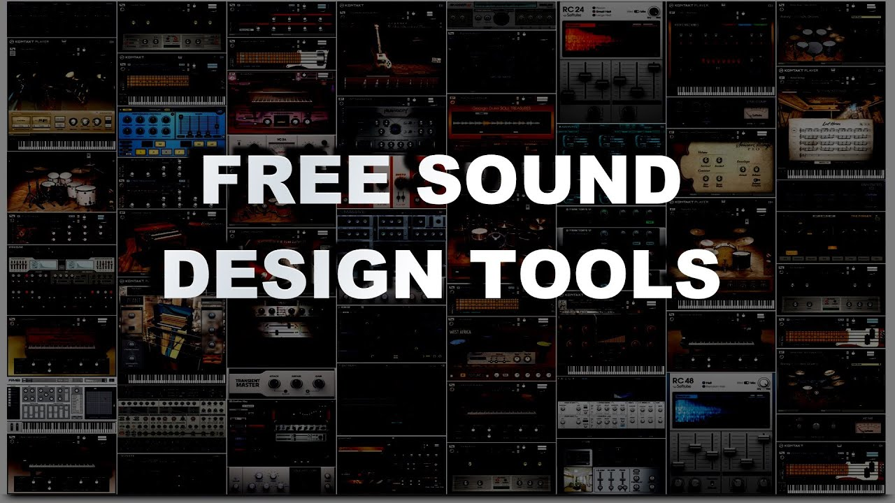 Video game sound design tutorial free and cheap sound for Design online