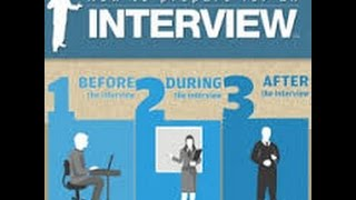 Very Important Interview tips with demo of good and bad job interviews