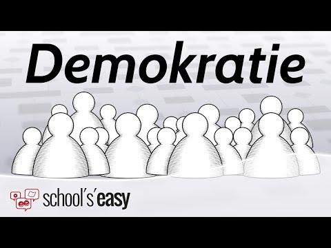 Demokratie - Was ist das?