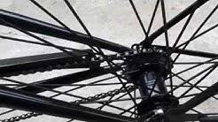 cruiser 26 inch airwalk bicycle