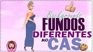 🔴 COMO MUDAR O FUNDO/BACKGROUD DO CAS? - The Sims 4