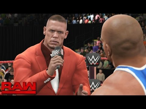 WWE 2K17 Story - John Cena Becomes General Manager - Ep.30