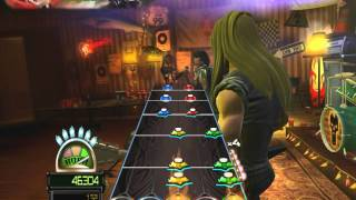 JET - Are You Gonna Be My Girl (Guitar Hero World Tour)