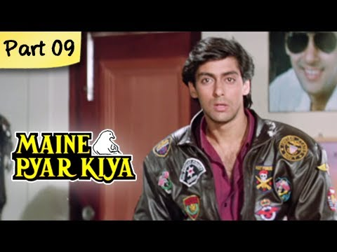 Maine Pyar Kiya Full Movie HD | (Part 9/13) | Salman Khan | Superhit Romantic Hindi Movies