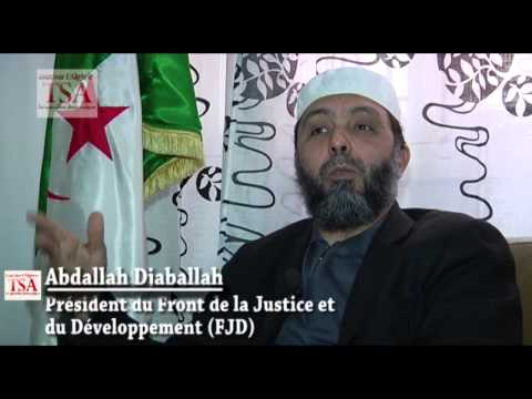 Interview TSA Abdallah Djaballah