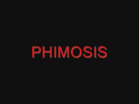 Phimostop test