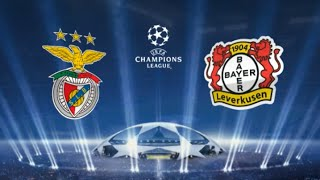 Video Gol Pertandingan Benfica vs Bayer Leverkusen
