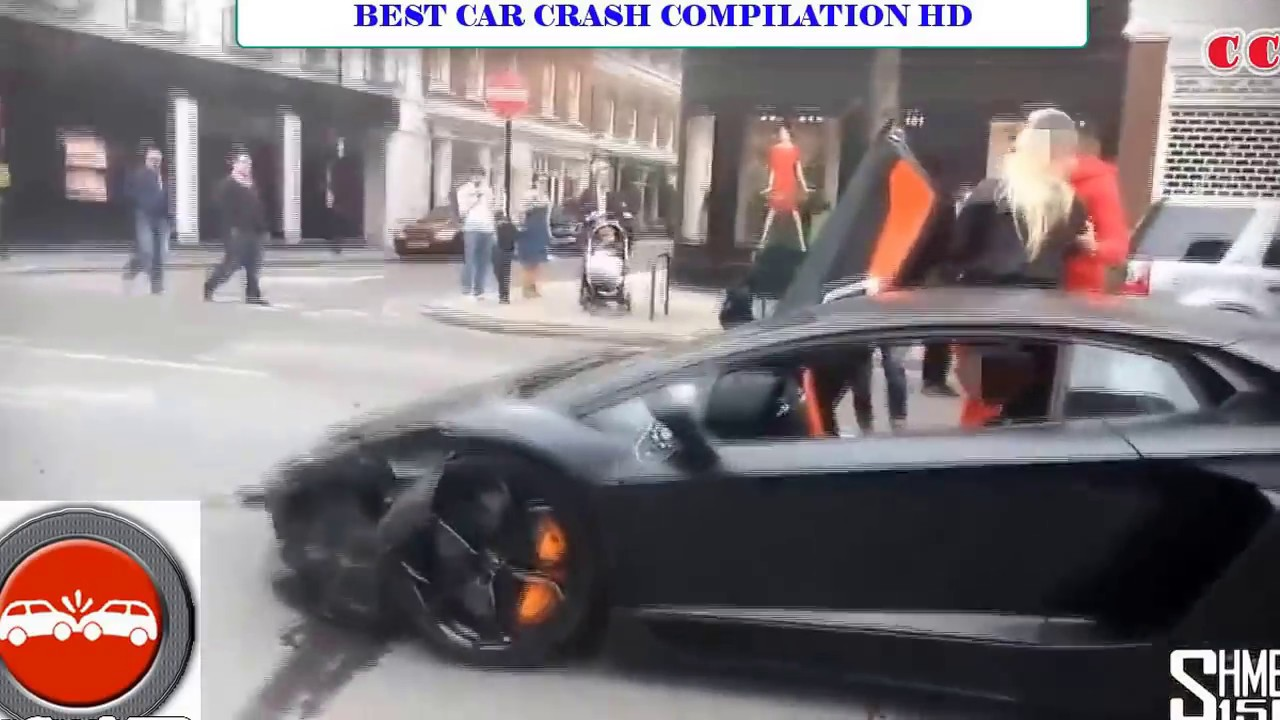 Shocking Video Supercar Crash Skill Drives Best Car Off Road