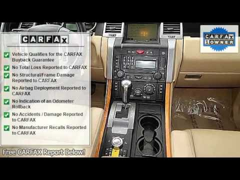 2008 land rover range rover sport atlanta luxury motors for Atlanta luxury motors duluth