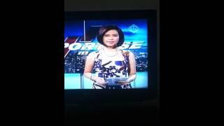 reportase malam 2012 Trans Tv Anggi Agasi
