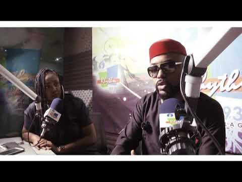 BANKY W INTERVIEW ON SILVERBIRD RHYTHM 93.7FM