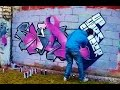 Up Yours Cancer Graffiti Wall (Skin Vsk)