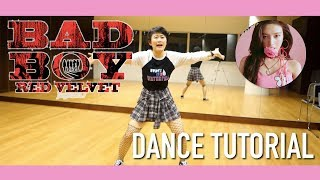 Download Video Red Velvet 레드벨벳 Bad Boy Dance Tutorial | Full w mirror [Charissahoo] MP3 3GP MP4