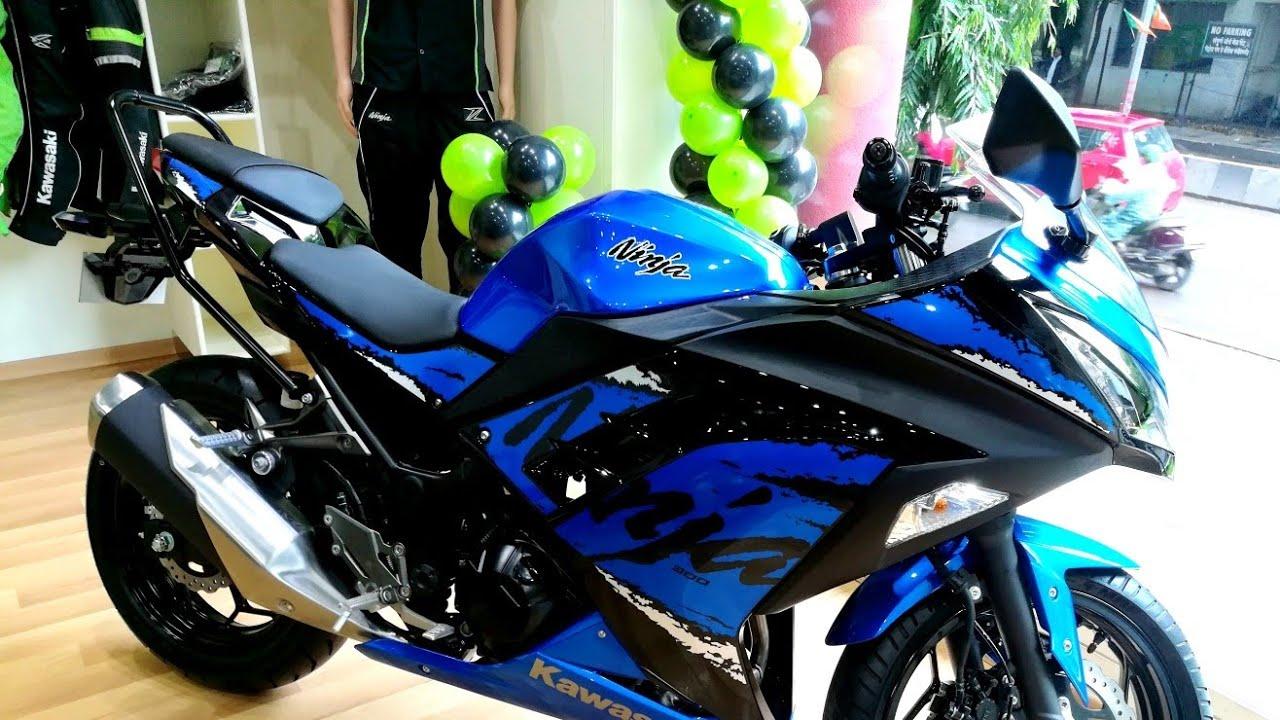 Kawasaki Ninja 300 2018 Abs Price Mileage Should You Buy It