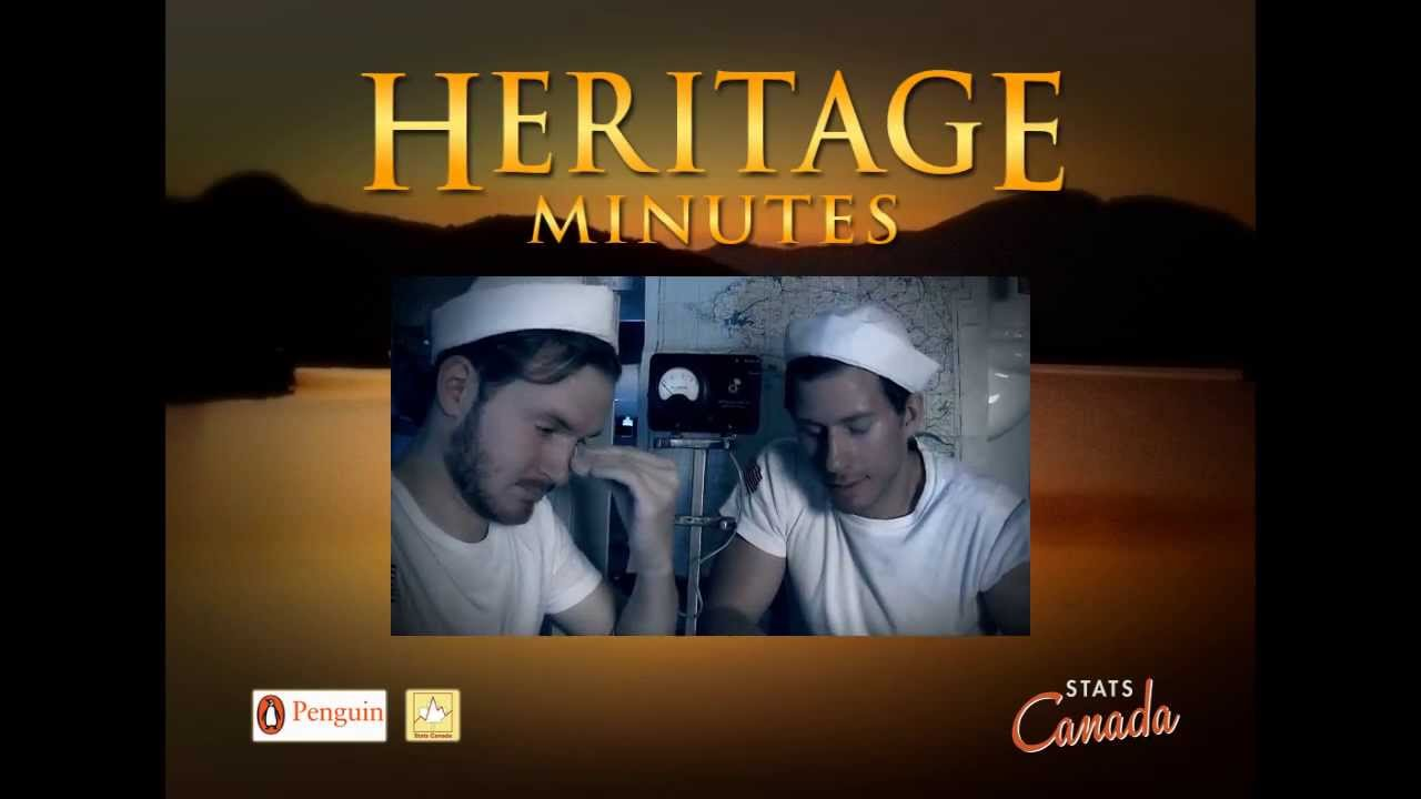 Heritage Minutes - Stats Canada - YouTube