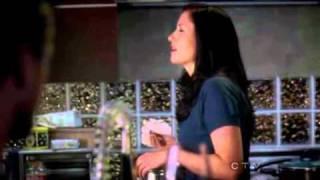 Lexie/Mark 7x13 - First & Last scene.