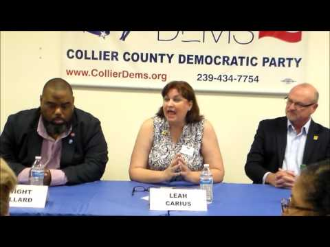 Florida Democratic Party Chair Forum