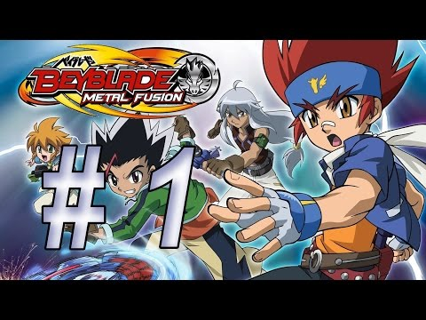 BeyBlade Metal Fusion Gameplay PPSSPP (Android)