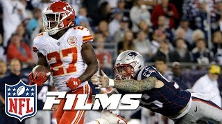 Kareem Hunt Torches the Patriots in Record-Setting Debut (Week 1) | NFL Turning Point