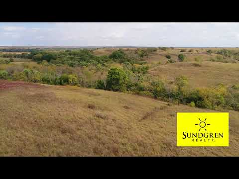 SOLD 246+- Acres Greenwood County Kansas Pasture and Hunting Land For Sale: AUCTION