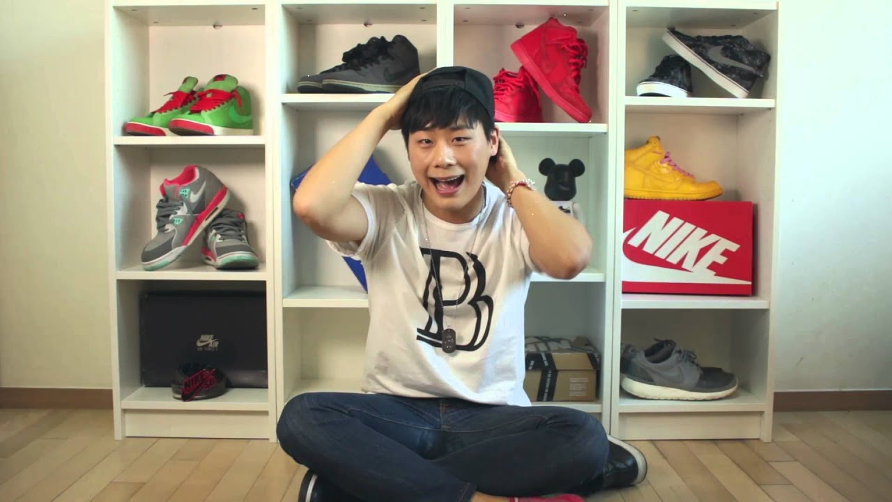 [Cover] Beenzino - Nike shoes / Cover by Jager & Lucas - YouTube