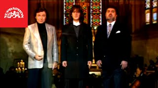 Karel Gott & Pavol Habera & Peter Dvorský - Svet lásku má (oficiální videoklip)