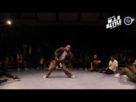 W.A.R BATTLE 2016 | Demo Juge Popping | Prince (West Gang - BadTrip)