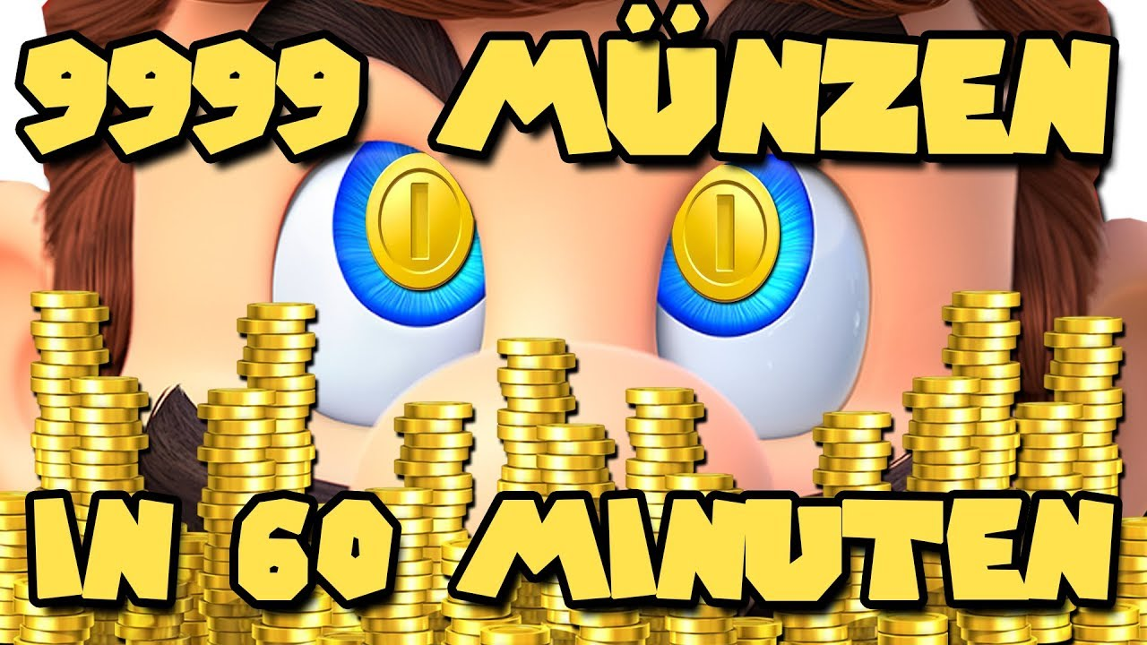 Super Mario Odyssey 9999 Münzencoins In 60 Minuten Coin Farming