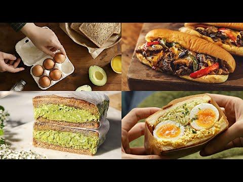 sub)-집에서-피크닉-기분-내기-좋은-샌드위치-3가지-:-let's-have-a-picnic-at-home!-3-sandwiches-recipes-[아내의-식탁]
