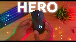 !!NEW!! Logitech G703 Hero Review! What's Changed!?!?