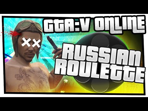 GTA 5 Mods - Russian Roulette Challenge