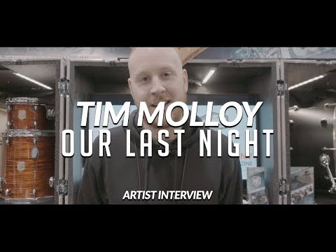 Tim Molloy of Our Last Night | Artist Interview