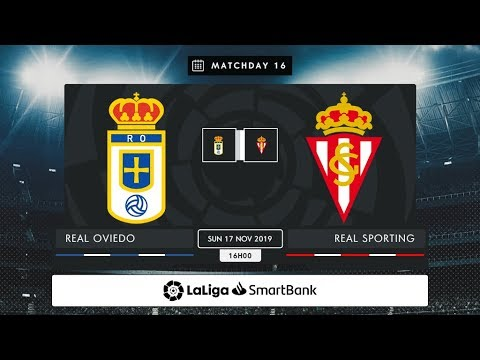 Real Oviedo - Real Sporting MD16 D1600