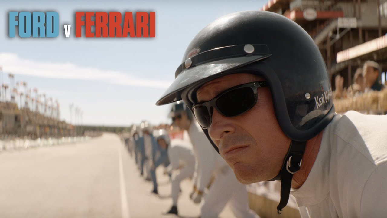 'Ford v Ferrari' Will Get Your Heart Racing