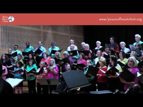 We Shall Overcome by the Peace of Heart Choir [Live] [HD]