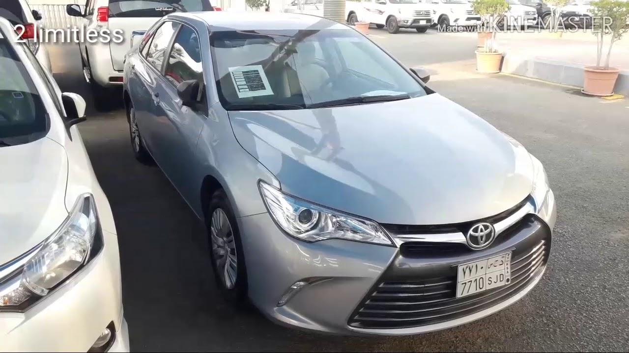 سيارات تويوتا مستعمله للبيع في معرض عبداللطيف جميل هذا الفيديو الثالث Youtube