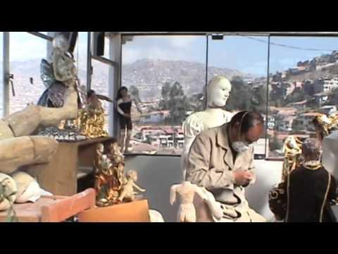 Abraham Aller Gran Maestro Del Arte Peruano