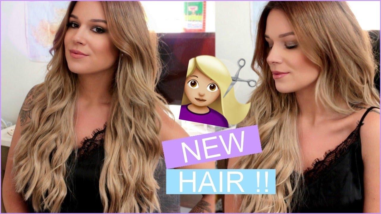 Audacieuse ENVIE DE CHANGEMENT│Nouvelle Couleur De Cheveux !! - YouTube SC-26